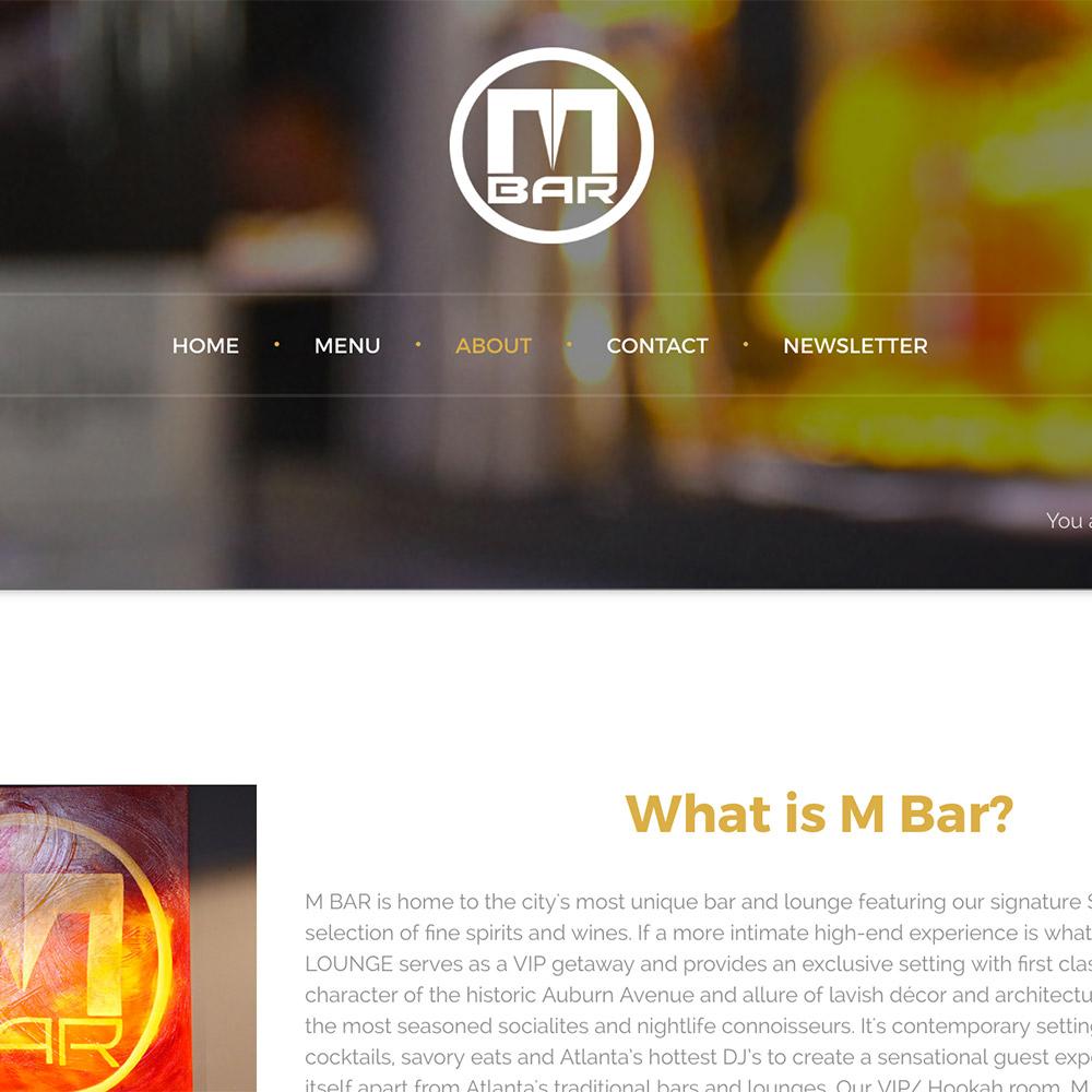 M Bar